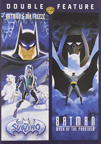 Batman: Mask of Phantasm & Batman & Mr Freeze