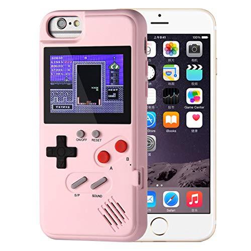 Game Custodia per iPhone, Retro Cover per iPhone 3D, 36 Giochi Piccoli, Display a Colori, Custodia Antiurto Protettiva Videogiochi per iPhone ...