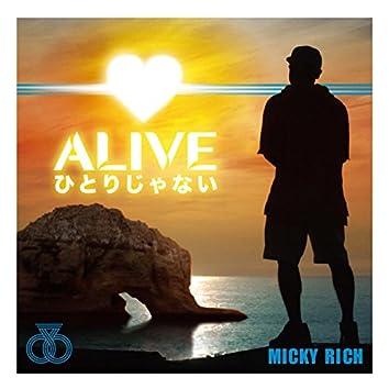 Alive - Hitorijyanai
