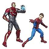 Spider-Man Pack de 2 Figuras Homecoming, de Marvel Legends...