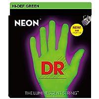 DR NEON GREEN NGE-9 (09-42) ディーアール エレキギター弦【国内正規品】