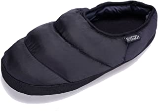 YIRUIYA Men's Fashion Comfort Warm House Slippers Winter Breathable Indoor Shoes