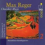 Kammermusik Vol. 2 - Mannheimer Streichquartett