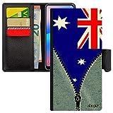utaupia Coque Drapeau Australie Australien pour Redmi Note 7 jo de Protection Dessin Rigide Rugby Jeux Olympiques Coupe du Monde Foot Xiaomi