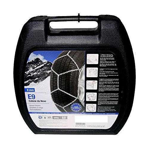 Thule E9 065 Cadenas para la nieve, set de 2