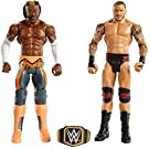 WWE Randy Orton vs Kofi Kingston Battle Pack Series #67 with Two 6-inch Articulated Action Figures & Ring Gear