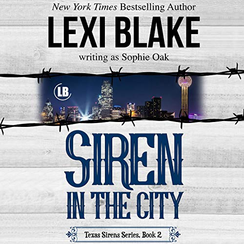 Siren in the City audiobook cover art