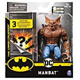 DC Batman 2020 Man-Bat 4-inch Action Figure by Spin Master...