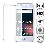Guran® Protector de Pantalla Cristal Templado Vidrio Premium para ZTE Blade L110 Smartphone