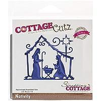 """CottageCutz Elites Die-Nativity 3.5""""X3.1"""""""