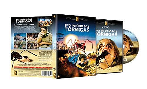 O IMPÉRIO DAS FORMIGAS - LONDON ARCHIVE COLLECTION Volume 20