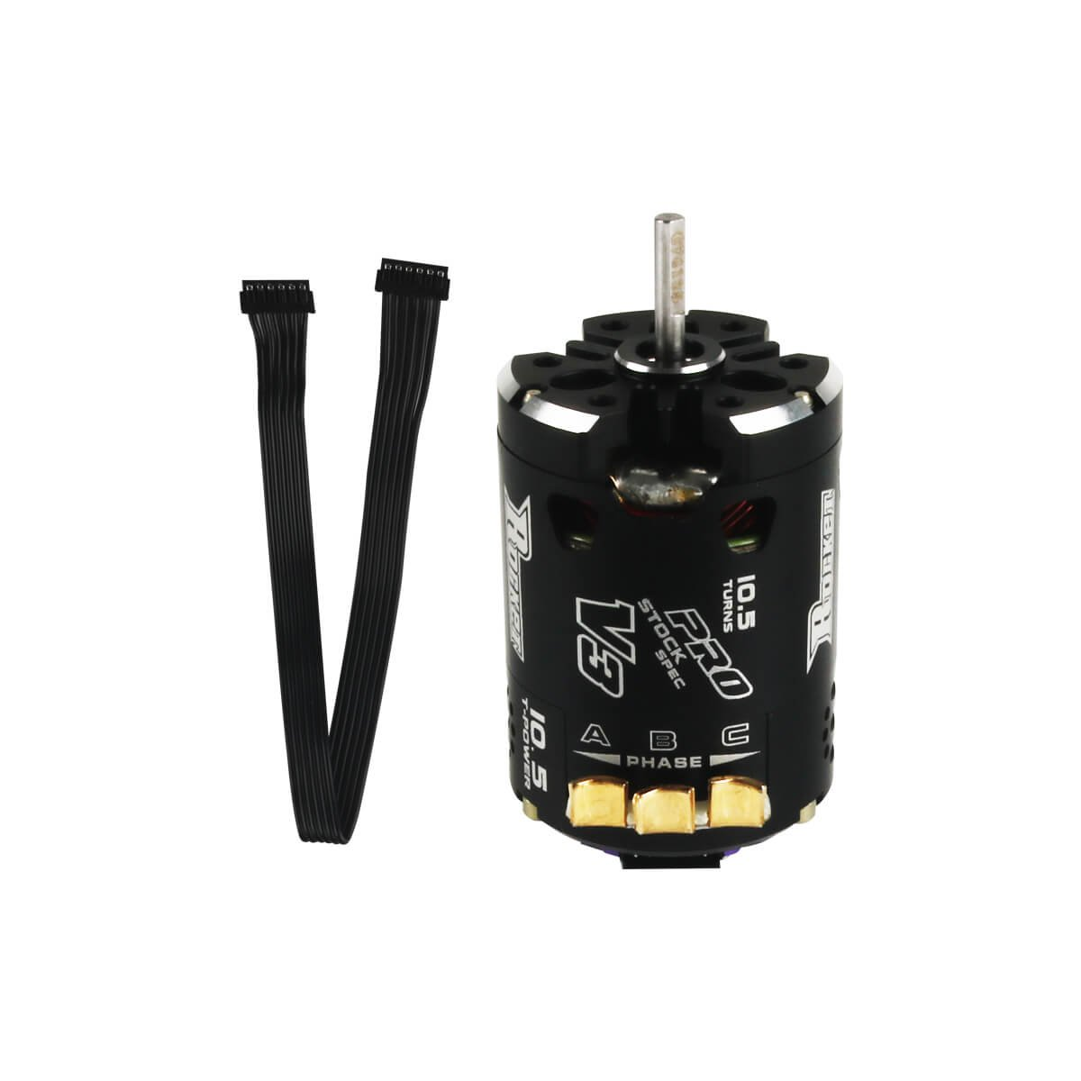 RCRunning 540 10.5T 3800KV 3.175mm Shaft Sensored Brushless