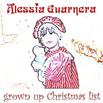Grown Up Christmas List - Single