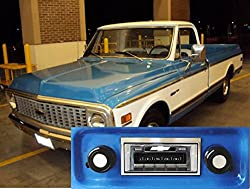 commercial 1967-1972 Chevrolet Rack, US Compatible Custom Auto Sound Stereo-630II High Power 300W… usa 230 radio