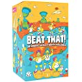 Beat That! - The Bonkers Battle of Wacky Challenges [Family Party Game for Kids & Adults] by That's What She Said Inc.