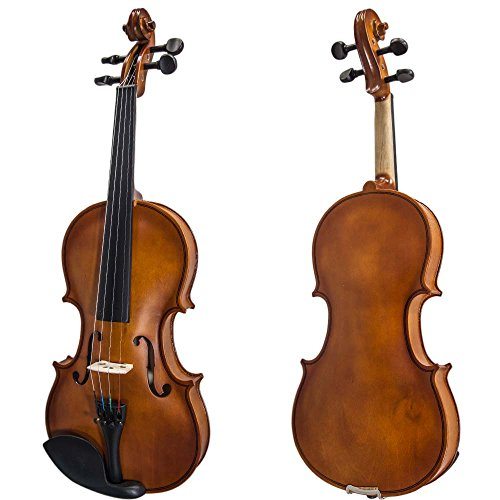 SKY(Paititi) 4/4 Size SKYVN101 Student Violin with Lightweight Case,...