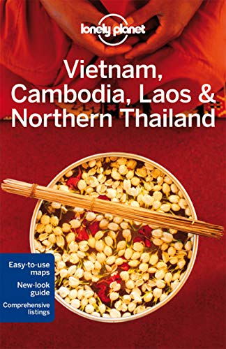 Vietnam, Cambodia, Laos & Northern Thailand 4 (Country Regional Guides) [Idioma Inglés]