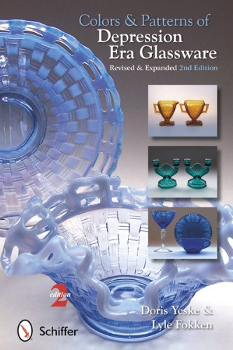 Compare Textbook Prices for Colors & Patterns of Depression Era Glassware, Revised & Expanded 2nd Revised & Expanded 2nd ed. Edition ISBN 9780764341175 by Doris Yeske and Lyle Fokken