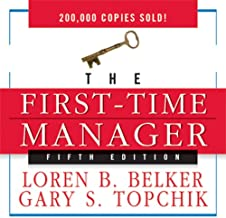 Best the first time manager audiobook Reviews
