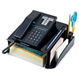 Officemate Recycled Telephone Stand, Black (26102)...