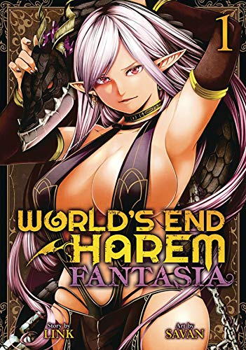 Link: World's End Harem: Fantasia, Vol. 1