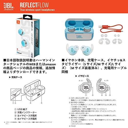 JBL『REFLECTFLOW』