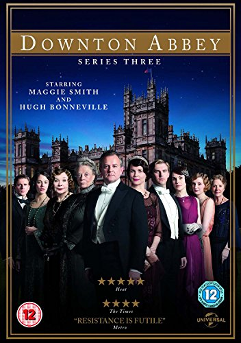 Downton Abbey - Series 3 [3 DVDs] [UK Import]