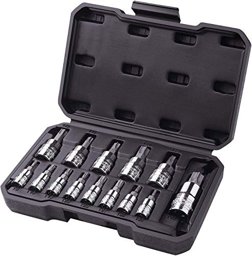 TACKLIFE TBS1A Torx Bit Socket Set