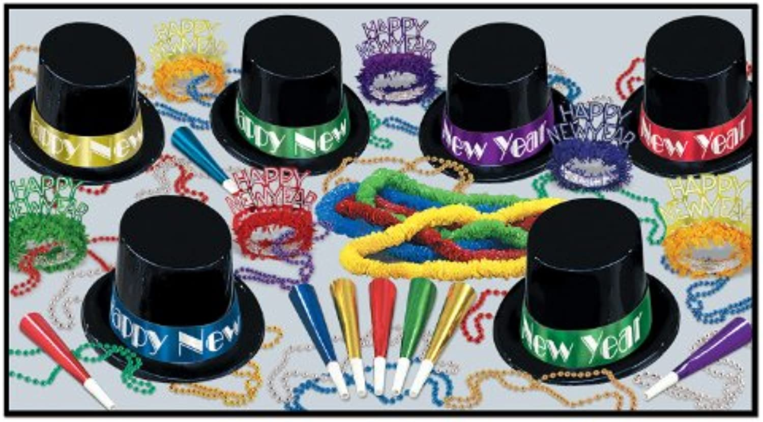 Beistle 88582–50Midnight Magic Partyzubehr, 1Sortiment Pro Paket