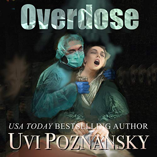 Overdose audiobook cover art