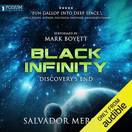 Black Infinity Titelbild