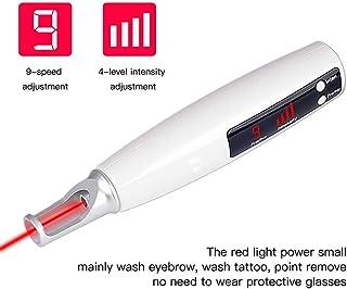 Laser Dot Mole verwijderen van picoseconden, voor huiddag, mollen, tatoeages, zomersproeten en huidpigmentatie, 9 modi en ...