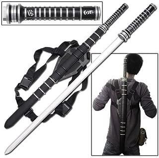 General Edge Fantasy Blood Warrior Sword Day Walker Blade withHard Scabbard.