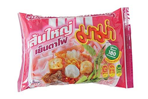 MAMA Instant Riso Piatto Noodle Yen Ta Fo 30X50 Grammo - 1500 g