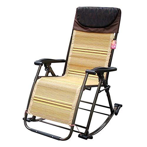 N&O Renovation House Chairs Sonnenliegen Outdoor Liege mit Kissen Komfortabler Schwerelosigkeitsstuhl Extra breit Verstellbarer Liegestuhl für Patio Garden Beach Pool Lla1961ty