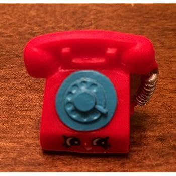 Shopkins Season 3 #3-118 Red Chatter (Rare) | Shopkin.Toys - Image 1