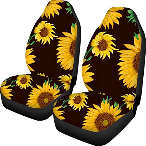 Funny Giraffe Design Car Seat Cover