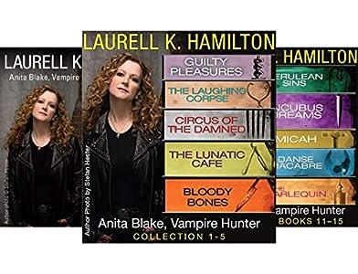 Anita Blake, Vampire Hunter Collection