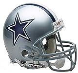 NFL Dallas Cowboys Full Size Proline VSR4 Football Helmet
