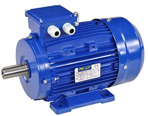 Pro-Lift-Werkzeuge 3-Phasen Drehstrommotor 3 kW 230/400 V Elektromotor 1440 U/min Industriemotor electric motor B3 Drehstrom 3000W 230V/400V