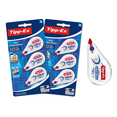 Tipp-Ex Mini Pocket Mouse Rubans...