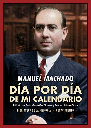 Día día mi calendario: Memorándum vida española