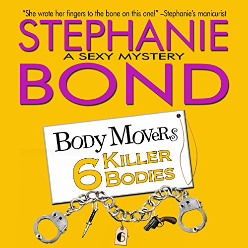 6 Killer Bodies audiobook cover art