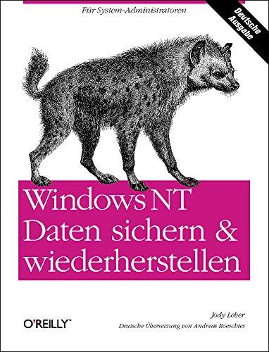 Windows NT Daten sichern & wiederherstellen