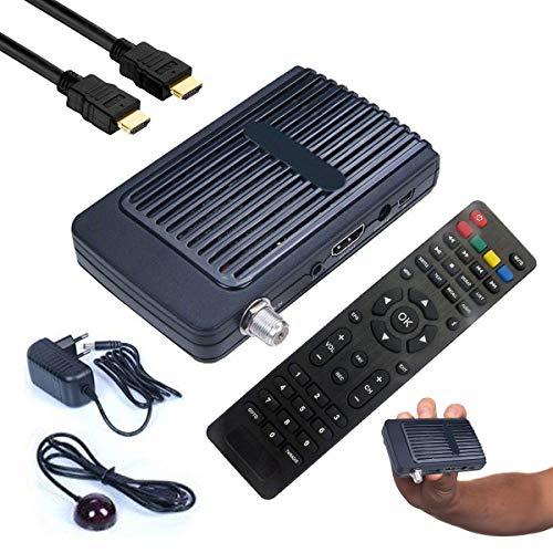 Satelliten Sat Receiver Nokta Digital HD 10 Mini - Tv Hd Mit USB / İR Empfangsauge