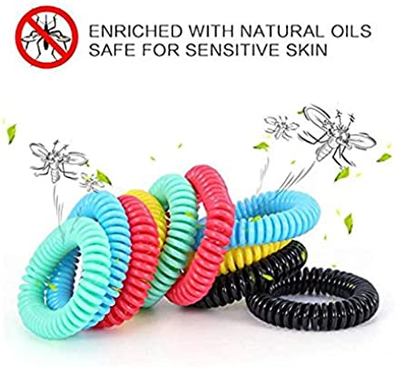 Anti Mosquito Pest Insect Bugs Repeller Repellent Wrist Band Bracelet Wristband Whole Pest Control Bug zappers 18July19