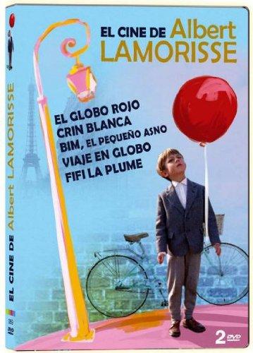 Le Ballon Rouge + Crin Blanc + Bim Le Petit Ane + Le Voyage En Ballon + Fifi La Plume (Langue...