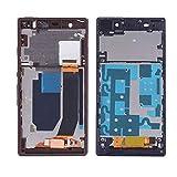 Marco de pantalla táctil de teléfono móvil Ajuste Para Fit For Sony Xperia Z Z1 Pantalla LCD Pantalla Táctil Digitalizador Conjunto De Reemplazo Para Fit For Sony Xperia Z L36H Z1 L39H Pantalla LCD Pa
