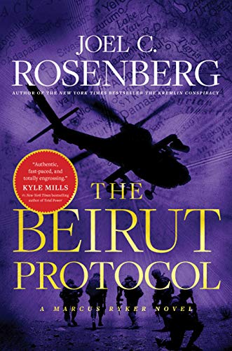 The Beirut Protocol: (Book 4) (English Edition)