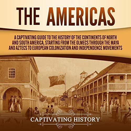The Americas cover art